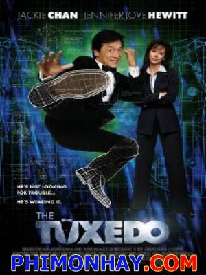 Bộ Vest Tuxedo The Tuxedo.Diễn Viên: Thành Long,Jennifer Love Hewitt,Jason Isaacs