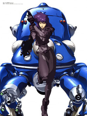 Ghost In The Shell Sac Stand Alone Complex.Diễn Viên: Koukaku Kidoutai
