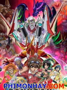 Bakugan Battle Brawlers Ss3 - Gundalian Invaders