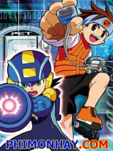 Rockman Exe - Megaman: Nt Warrior Việt Sub (2005)