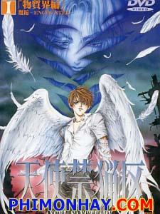 Angel Sanctuary Tenshi Kinryoku.Diễn Viên: Ngày Tôi Trở Thành Thần