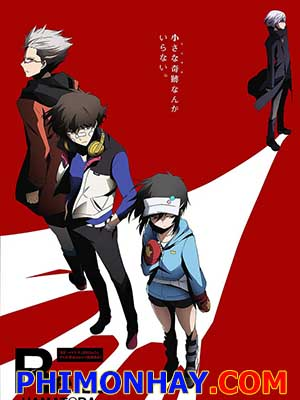 Re Hamatora Hamatora The Animation 2Nd Season
