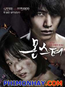 Quái Vật Monster.Diễn Viên: Lee Min Ki,Kim Go Eun,Kim Roi Ha,Ahn Seo Hyun