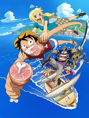 One Piece Ova 2 Romance Dawn Story.Diễn Viên: Yami No Shuugeki,The Mightiest Disciple