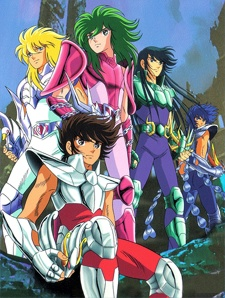 Saint Seiya: Knights Of The Zodiac - Knights Of The Zodiac, Zodiac Knights