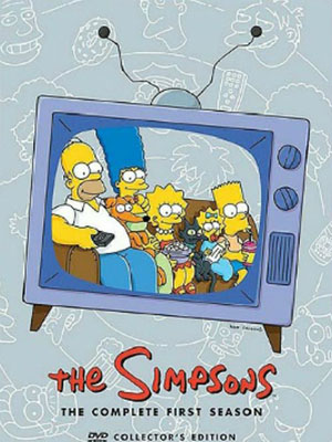 The Simpsons Season 1 Gia Đình Simpson Phần 1.Diễn Viên: Ben Stiller,Kristen Wiig,Jon Daly