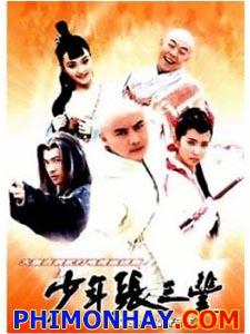 Kỳ Tài Trương Tam Phong - 少年張三丰, Taiji Prodigy