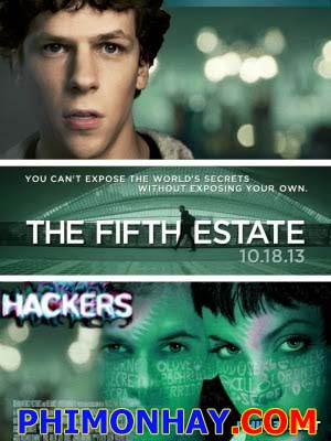 Quyền Lực Thứ 5 The Fifth Estate.Diễn Viên: Benedict Cumberbatch,Daniel Brühl,Carice Van Houten