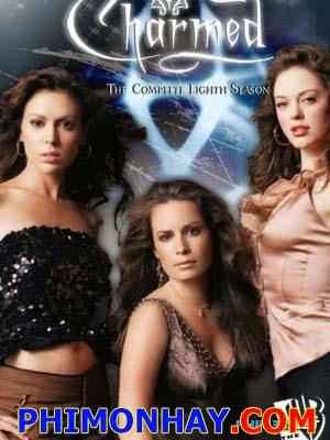 Phép Thuật Phần 8 Charmed Season 8.Diễn Viên: Holly Marie Combs,Alyssa Milano,Brian Krause