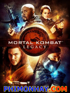 Chiến Binh Rồng Đen: Khởi Nguồn - Mortal Kombat: Legacy