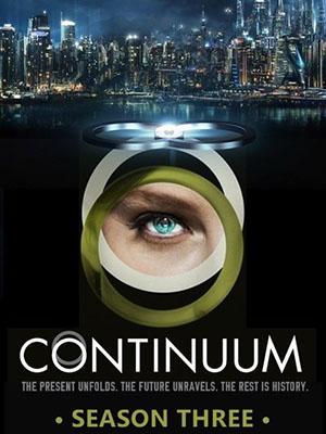 Cổng Thời Gian Phần 3 - Continuum Season 3 Việt Sub (2014)