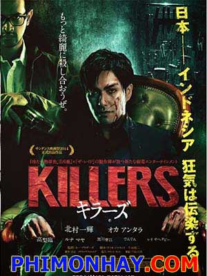 Sát Nhân Hàng Loạt Killers.Diễn Viên: Oka Antara,Rin Takanashi,Kazuki Kitamura