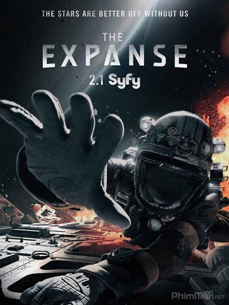 Cuộc Mở Rộng Phần 2 The Expanse Season 2.Diễn Viên: Michael Harney,Taylor Schilling,Laura Prepon