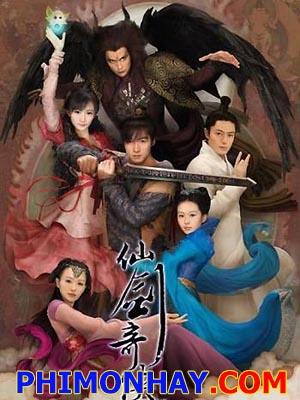 Tiên Kiếm Kỳ Hiệp Truyện 1 The Legend Of Sword And Fairy.Diễn Viên: Hồ Ca,Lưu Diệc Phi,Lưu Phẩm,An Dĩ Hiên,Bành Vu Yến,Vương Lộc Giang,Trịnh Phối Phối