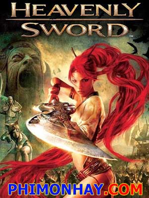 Ỷ Thiên Kiếm Heavenly Sword.Diễn Viên: Alfred Molina,Thomas Jane,Anna Torv,Will Spagnola
