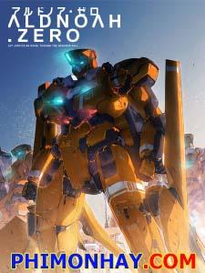 Aldnoah Zero - Hỏa Tinh Đại Chiến Địa Cầu