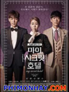 Khách Sạn Bí Mật My Secret Hotel.Diễn Viên: Yoo In,Na,Jin Lee,Han,Namgung Min