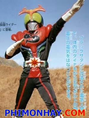 Kamen Rider Stronger - Kamen Raidā Sutorongā