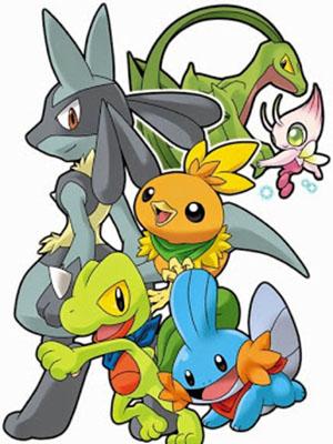 Pokemon Special 34: Iris Vs Ibuki! Con Đường Trở Thành Bậc Thầy Về Rồng!.Diễn Viên: Ayame Gôriki,Jonathan Brooks