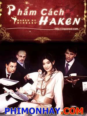 Haken No Hinkaku Phẩm Cách Haken