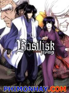Basilisk: The Kouga Ninja Scrolls - Kouga Ninpou Chou