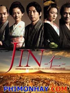 Danh Y Vượt Thời Gian Jin: Season 1.Diễn Viên: Ayase Haruka,Koide Keisuke,Osawa Takao