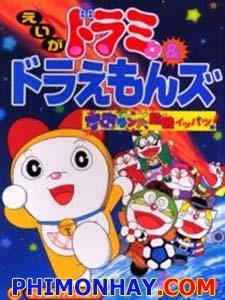 Dorami & Doraemons: Space Lands Critical Event Đôrêmi Và Đội Quân Đôrêmon: Chuyến Đi Chơi Đáng Nhớ.Diễn Viên: Lê Tư,Trịnh Y Kiện,Trần Tiểu Xuân,Tạ Đình Phong