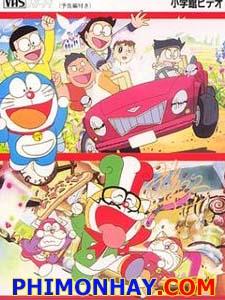 Đội Quân Đôrêmon Thêm: Vương Quốc Bánh Kẹo - The Doraemons: Strange, Sweets, Strange?