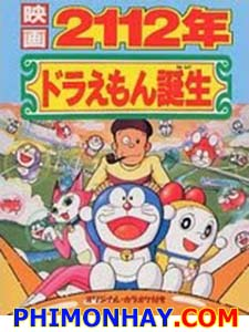 Doraemon Chào Đời - Doraemon: 2112: The Birth Of Doraemon Việt Sub (1995)