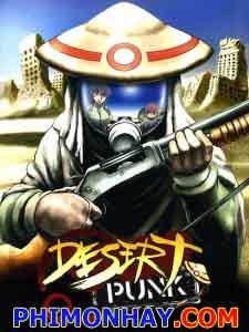 Sunabouzu - Desert Punk Việt Sub (2004)