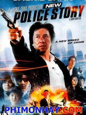 Tân Câu Chuyện Cảnh Sát - New Police Story