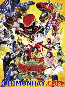 Chiến Đội Thú Điện: Âm Nhạc Của Công Lý Zyuden Sentai Kyoryuger: Gaburincho Of Music Movie.Diễn Viên: Ryo Ryusei,Syuusuke Saito,Yamato Kinjo,Akihisa Shiono,Ayuri Konno