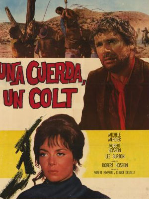 The Rope And The Colt Cemetery Without Crosses.Diễn Viên: Michèle Mercier,Robert Hossein,Guido Lollobrigida