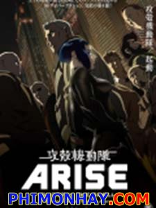 Bóng Ma Đau Khổ 4: Ghost Stands Alone - Border 4: Ghost In The Shell Arise Việt Sub (2014)