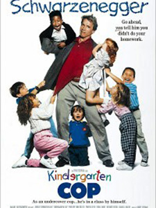 Cảnh Sát Giữ Trẻ Kindergarten Cop.Diễn Viên: Arnold Schwarzenegger,Penelope Ann Miller,Pamela Reed