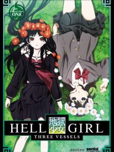Thiếu Nữ Đến Từ Địa Ngục: Hell Girl 3 Jigoku Shoujo Mitsuganae: The Girl From Hell.Diễn Viên: Mamiko Noto,Hisahiro Ogura,Kanako Sakai
