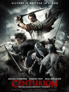 Binh Đoàn La Mã Centurion.Diễn Viên: Michael Fassbender,Dominic West,Olga Kurylenko