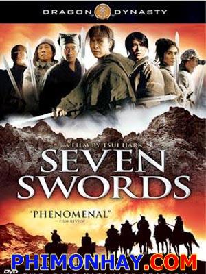 Thất Kiếm - Seven Swords Việt Sub (2005)