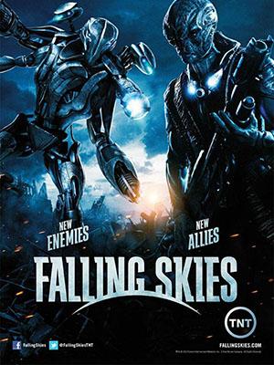 Bầu Trời Sụp Đổ Phần 3 Falling Skies Season 3.Diễn Viên: Evan Peters,Jessica Lange,Lily Rabe,Frances Conroy,Sarah Paulson