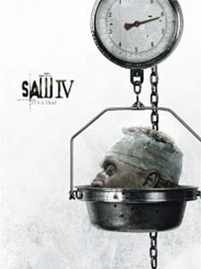Lưỡi Cưa 4 - Saw 4
