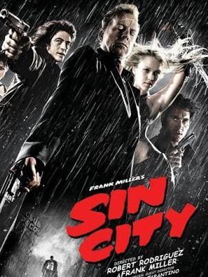 Thành Phố Tội Ác Sin City.Diễn Viên: Robert Rodriguez,Quentin Taran,Frank Miller