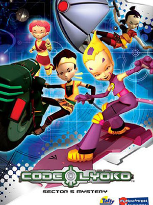 Code Lyoko - Mật Mã Lyoko
