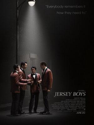 Trai Jersey Jersey Boys.Diễn Viên: John Lloyd Young,Erich Bergen,Michael Lomenda