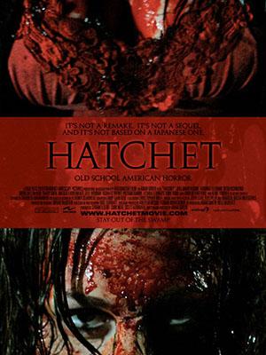 Lưỡi Rìu - Hatchet Việt Sub (2006)