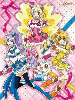 Fresh Pretty Cure Fresh Precure!