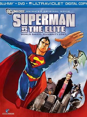 Siêu Anh Hùng Quyết Đấu Superman Vs The Elite.Diễn Viên: Pj Boudousqué,James C Burns,Chris Petrovski