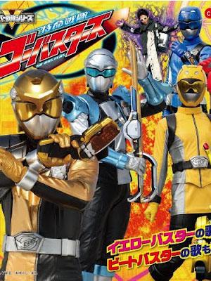 Tokumei Sentai Go-Busters Vs Beet Buster Vs J Tokumei Sentai Gôbasutâzu Tai Bîto Basutâ Tai Jei