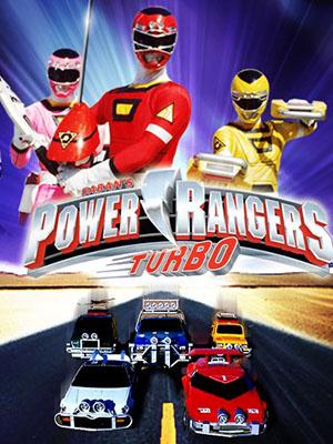 Power Rangers Turbo - Siêu Nhân Ô Tô