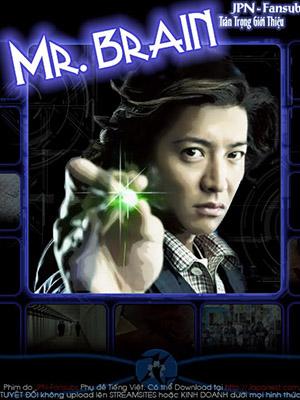 Mr Brain - Bộ Óc Siêu Phàm