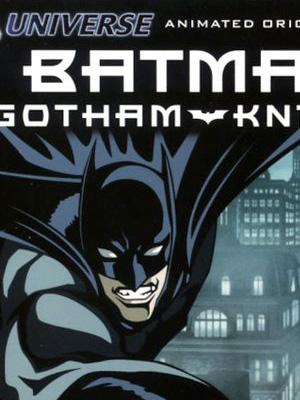 Hiệp Sỹ Gotham - Batman: Gotham Knight